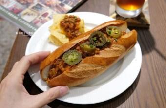 2019 12 15 233450 - Chilldog│台中火車站附近美食,巷弄老宅結合祿福髮廊複合式之好吃美式熱狗堡