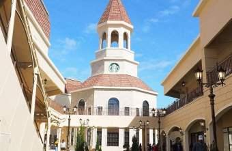 2019 12 25 154907 - 麗寶Outlet Mall二期試營運!歐風商場搭美拍星巴克鐘樓,還有秀泰影城進駐!