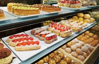 2019 12 27 195610 - 只有7天!台中大遠百首度舉辦甜點美食展~不二製餅蛋黃酥、麥吉、舒芙蕾、草莓蛋糕通通來了~