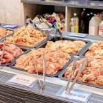 熱血採訪│韓式烤肉吃到飽400有找,多種肉品、蔬菜、熟食、小菜、飲料與冰淇淋,都在肉鮮生韓式烤肉吃到飽