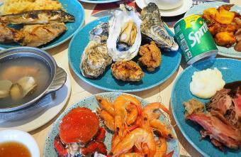 2020 04 27 115551 - 澎湃海鮮吃到飽,漢來海港自助百匯,整桶海鮮隨你夾,還有現冲牛肉湯等中西上百道料理~