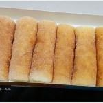 雪花齋餅行║台中百年餅店,古早味砂糖蛋糕捲,鬆軟又香甜,懷舊滋味你多久沒嚐嚐囉!!