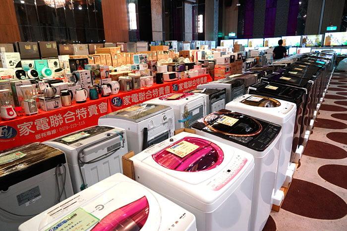 2020 05 29 012341 - 熱血採訪│台中海港城家電清倉特賣會,多種福利商品只有10天
