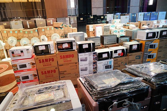 2020 05 29 012342 - 熱血採訪│台中海港城家電清倉特賣會,多種福利商品只有10天