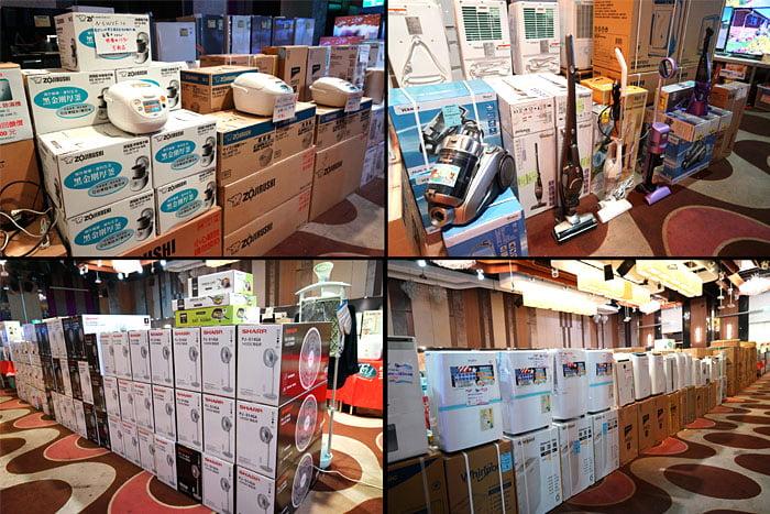 2020 05 29 012357 - 熱血採訪│台中海港城家電清倉特賣會,多種福利商品只有10天