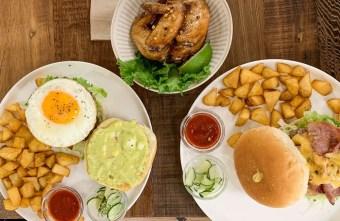 2020 07 12 212154 - 台北吳興街 WakuWaku Burger わくわく 信義店,吳興街早午餐,好吃漢堡包!