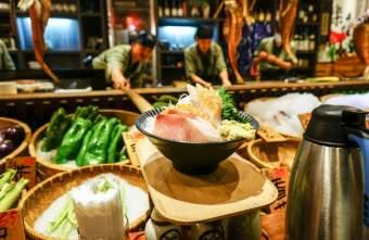 2020 07 30 082415 - 北屯居酒屋 | 樂座爐端燒 RAKUZA Robatayaki,用船槳送菜給你,氣氛超好日式居酒屋