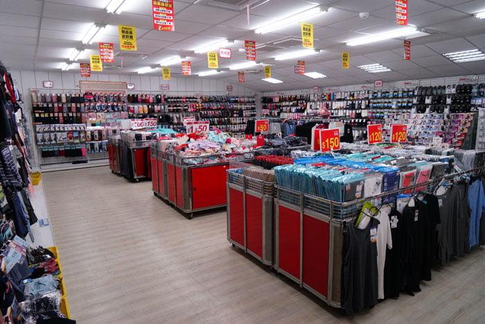 2020 08 02 083916 - 熱血採訪│只有七天,台中襪寶遷廠後首度開倉!NG襪子特賣、免費福利品都在這