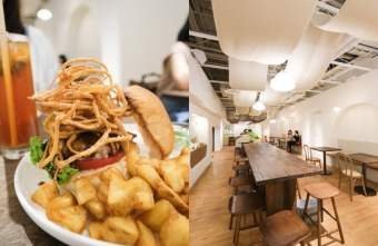 2020 08 05 125301 - 誠品生活南西店 Waku Waku Burger,超強視覺效果『炸洋蔥富士山漢堡』!!