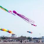 熱血採訪 | 大型風箏台中中秋連假限定登場,體驗風箏衝浪、看賽事、逛市集,一起大安逍媽祖!