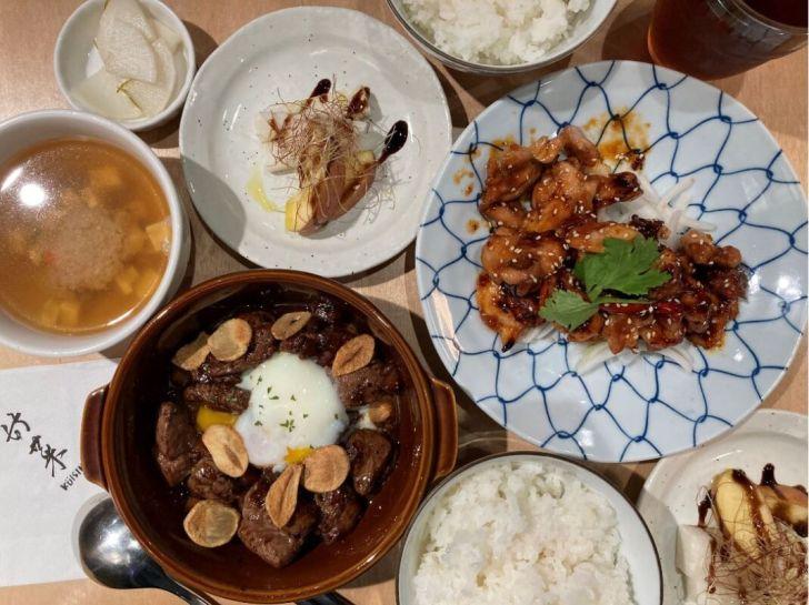 2020 11 15 211825 - 模範街美食 鄰近勤美誠品,隱身在模範街的美食好菜Küisine,台式家常菜、日式料理、南洋風味亞洲菜系一次滿足
