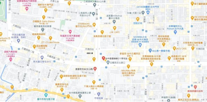 2020 11 21 182119 - 台中南屯捷運站美食、小吃、景點、車站相關資訊懶人包