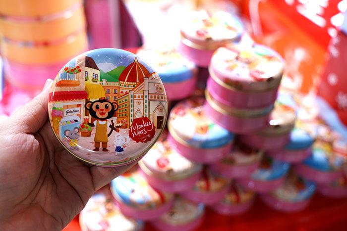 2020 12 18 184332 - 熱血採訪│月銷萬盒人氣蝴蝶酥快閃台中!迪化街火星猴子開著火車首次登場
