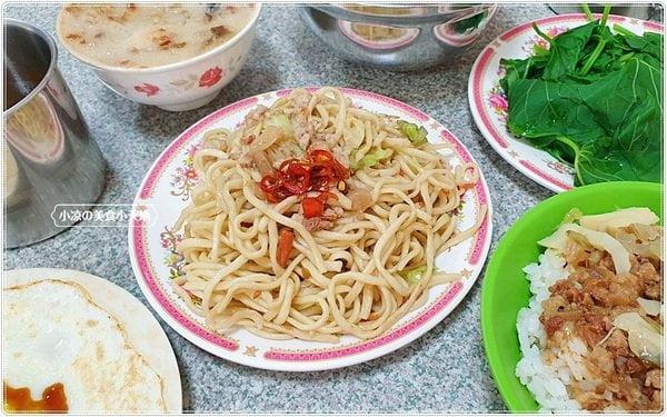 2021 01 14 164054 - 台中傳統早午餐║樂業路上炒麵、正宗麻豆碗粿、隔間肉湯、只要銅板價就能吃飽飽~~