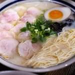 熱血採訪│ 新宿柚子鹽雞拉麵台中也能吃得到!免費加麵兩次,男生也能吃很飽