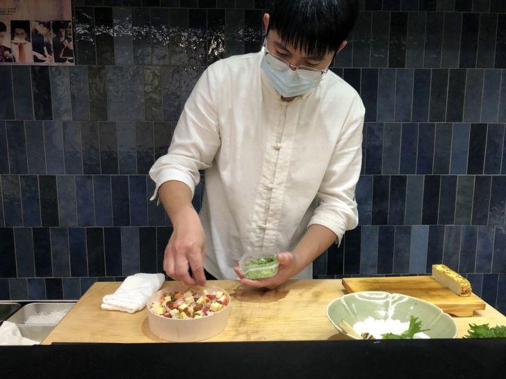2021 01 31 140258 - 北區丼飯 評價高達4.8星的回 未了日式丼飯,鮭魚玫瑰花丼飯好吸睛,鄰近中國醫~