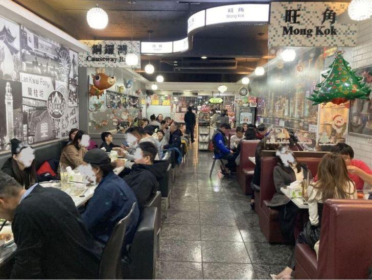 2021 01 31 152553 - 台南中西區 小香港茶餐廳,不能出國也能吃到道地的港點料理,老闆是香港人唷~