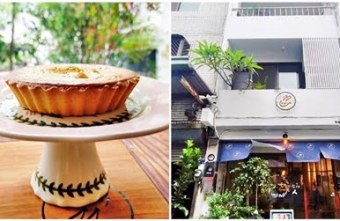 2021 03 19 145804 - 西區下午茶|Urara閣樓上的鹹派~咖啡與鹹派的美好下午茶 國美館附近土庫里的特色小店
