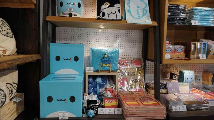 2021 03 31 015339 - 人氣貼圖咖波貓貓蟲佔領日式老宅,滿滿周邊商品還有大型公仔等你來合影~