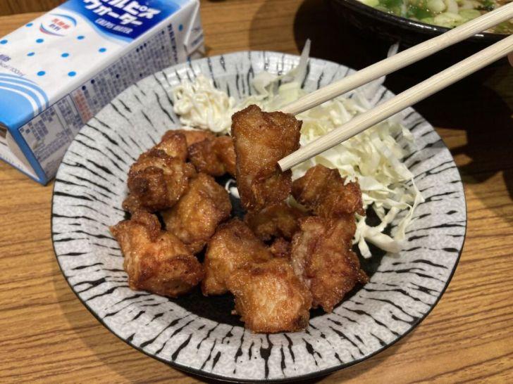 2021 04 13 190429 - 偽出國!彷彿置身日本的路邊攤吃晚餐,隱藏在一中商圈的百元平價日式美食