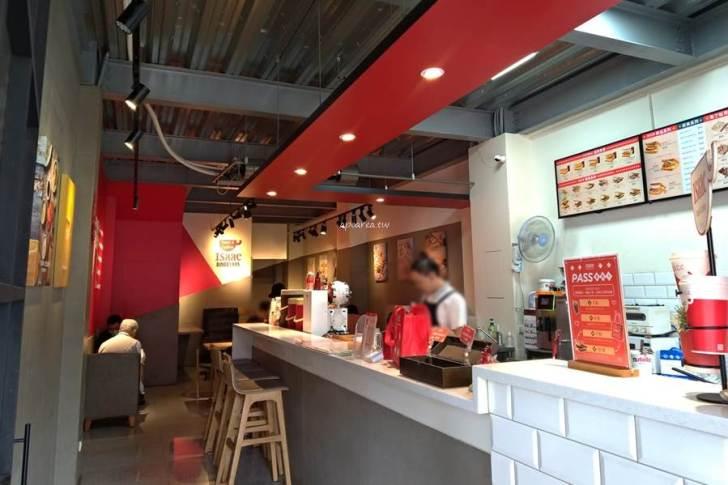 2021 04 21 090006 - Isaac愛時刻韓國奶油吐司專賣。韓國知名人氣連鎖早午餐,早上6點半就營業,復興路上近台中家商,台中火車站美食