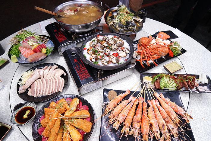2021 04 22 005441 - 熱血採訪│這間海鮮超多人,厚切生魚片一大盤吃到爽,參加活動30片只要200元超浮誇