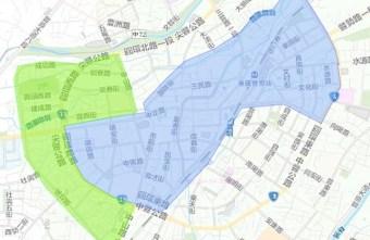 2021 04 26 102503 - 豐原的朋友注意啦!今天開始這一區停水減壓最多19天~廟東夜市也在範圍中