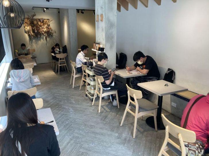 2021 04 27 005240 - 白色系人氣morni早午餐店,早餐就吃讚岐烏龍麵,還有現點現炸小湯圓