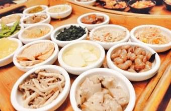 2021 04 27 230709 - 台中吃到飽|韓鄉韓國料理台中店/漢口店~推薦韓式銅盤烤肉,附贈豐富小菜吃到飽