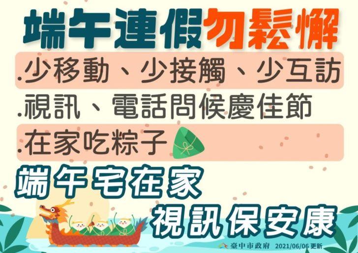 2021 06 06 152505 - 6/6台中本土最新確診案例足跡整理!