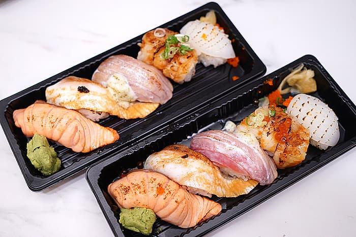 2021 06 06 184641 - 熱血採訪│台中外帶握壽司餐盒5折起!悶太久偶爾也想要吃份壽司阿