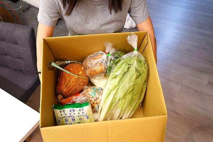 2021 06 17 182118 - 熱血採訪│王品首賣蔬菜箱!一次12種品項,越是艱難,越要吃飯