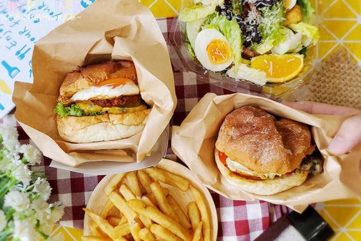 2021 07 18 155652 - 從餐車開到有店面的好吃漢堡,Stay Gold初心漢堡口味不錯選擇多,疫情期間外帶自取有九折優惠!