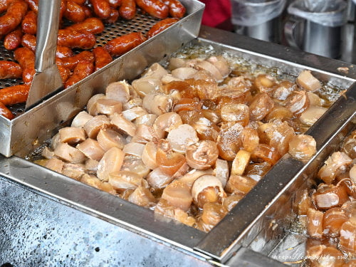 2021 07 20 193718 - 讓人一吃就停不下來的台中小吃,來台中大甲必吃小吃就是這一味,加辣更讚!