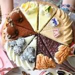 熱血採訪|來點不一樣的父親節蛋糕就在薔薇派,一次吃到五種風味還可以吃到兒時回憶,預購再享折扣~