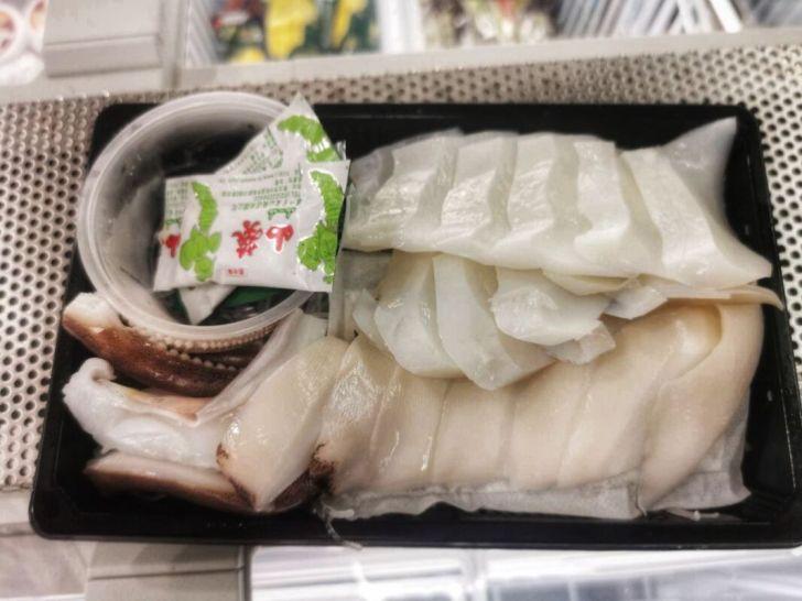2021 09 02 213045 - 熱血採訪|台中海產超市重新裝潢,歡慶開幕消費滿千就送三色生魚片,無限累加