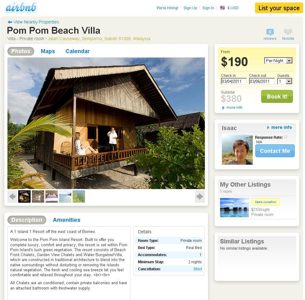 找個地方落腳。 airbnb.com | 我要在臺灣蓋民宿