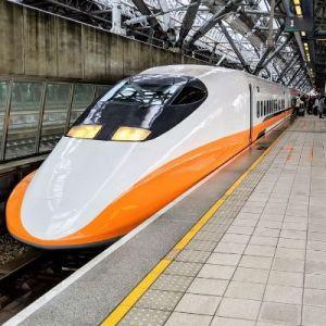 taiwan bullet train