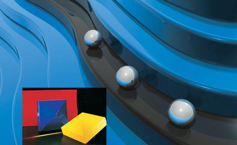 TECO Vitreous Enamel Color Art Image