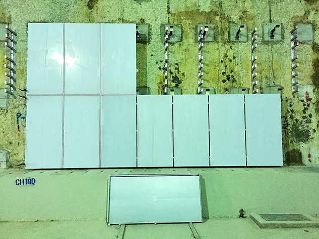 TECO VE Panels in Sentosa Gateway Tunnel, Singapore