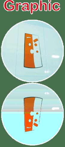 Enamel Panel Graphic Artboard