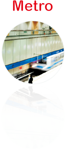 Enamel Panel Metro Atrboard