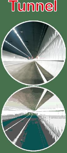 Enamel Panel Tunnel Artboard