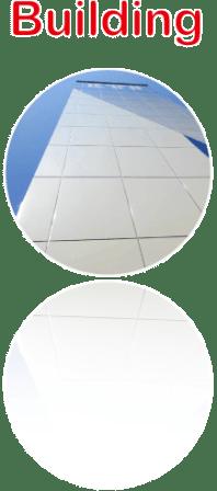 Vitreous Enamel Panel Building Atrboard