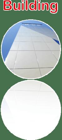 Enamel Panel Building Atrboard