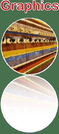 Vitreous Enamel Panel Graphics Atrboard