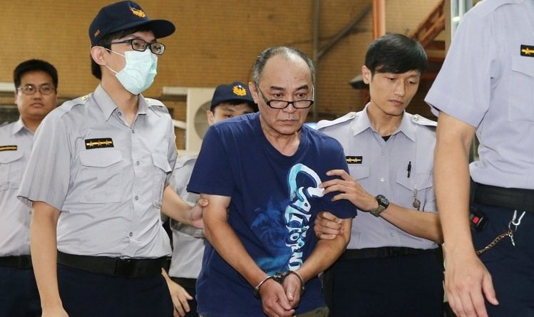 W zhizhan re-arrested