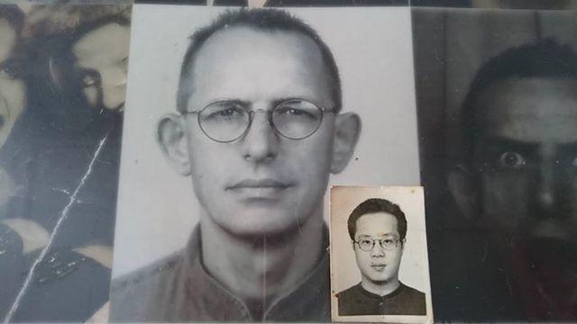 Professor Albert. Same-sex marriage advocate in Taiwan