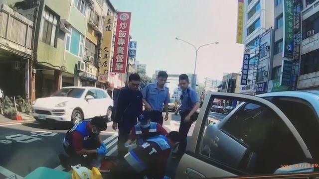 suspect shot dead in Tainan City