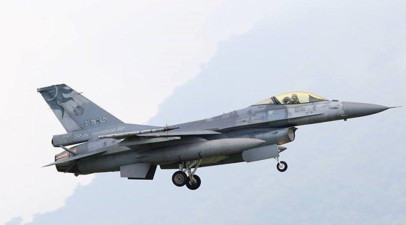 missing F-16